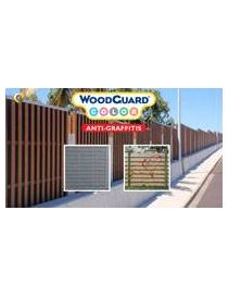WoodGuard Color AntGraffiti - Protection anti-graffitis - Guard Industrie