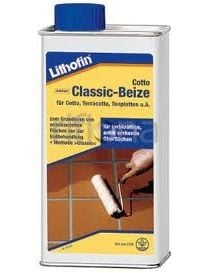 Lithofin Cotto Classic Primer - Wax-Finish Base