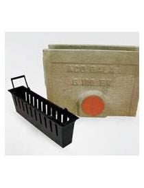 DESANDER for gutter with ACO basket