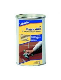 Lithofin Cotto Classic-Wax - intensifies the color with an ancient rendering