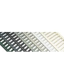 Grid gutter EUROLINE HARMONY cast from ACO
