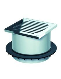 ROOFPOINT enhances for roofing DN70 of ACO drain