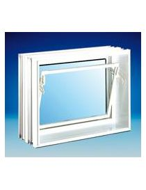 THERM, flying element PVC white from ACO