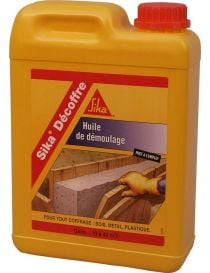 Sika Décoffre - Release oil - Sika