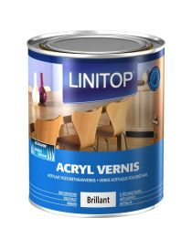 Acrylic varnish, nail acrylic Interior at LINITOP