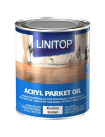 LINITOP ACRYL PARKET OIL, oil for parquet lacquer all LINITOP wood