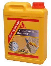 Sika Hydrofuge HW - Concrete and mortar water repellent - Sika