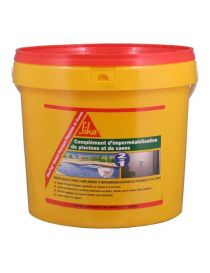 Sika sikatop sealing and protection for cellars and for Sika peinture piscine
