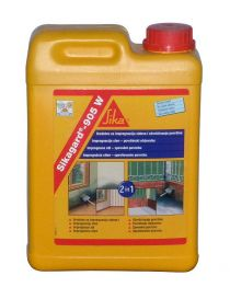 SikaGard-905 W - Prevention of saltpeter and anti-humidity - Sika