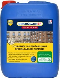 IMPERGUARD SF, water repellent for facades - Guard Industrie