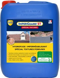 ImperGuard ST - Hydrofuge pour toitures - Guard Industrie