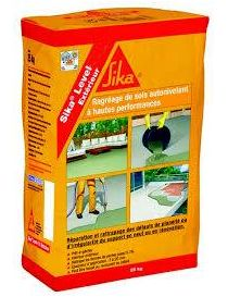 SikaFloor Level-30 - Self leveling mortar - 4 to 30 mm - Sika