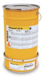SikaGard-63 N - Epoxy Coated Coating - Sika