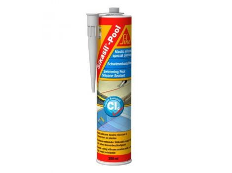 Sikasil Pool Silicone Sealant For Swimming Pools And Wet