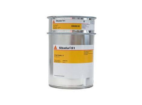 SikaDur-51 Mastic - Mastic for high traffic floor joints - Sika