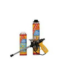 Sika Boom-G All-In-One Box - Kit d'aérosols, nettoyant et pistolet - Sika