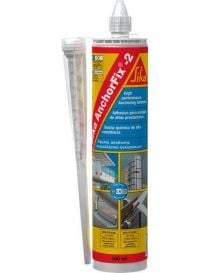 Sika AnchorFix-2 - Resin for anchors and quick seals - Sika