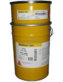 SikaFloor-264 - Colored epoxy resin for industrial floors - Sika