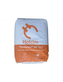 Plasticem cement has maconner XHA at stone & soil