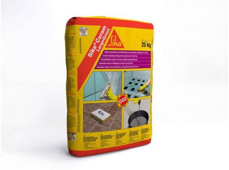 SikaCeram Large Grout - Grout for joints from 2 to 12 mm - Sika