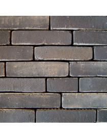 Black-Brown brick