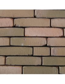 Brick yellow-brown