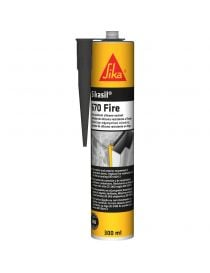 Sikasil-670 Fire - Grouting fire silicone PuTTY - SIKA