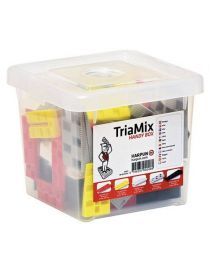 Shims notched - Handy Box of 70 pieces