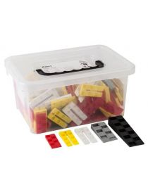 Shims notched - Pro Box of 70 pieces