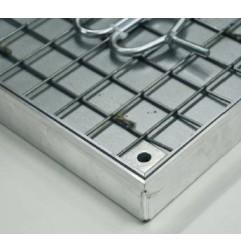 Carodek BAL - Châssis à carreler en aluminium avec joint néoprène - ROSCO