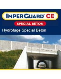 ImperGuard CE - water-repellent Special concrete - Guard industry