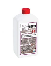 HMK R183 - Cleaning cement sails - Moeller
