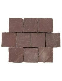 Pavers sandstone Kandla brown - chocolate