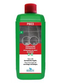 P803 - Sailing cement - Berdy