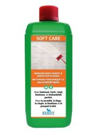 Soft Care - Nettoyant sols synthétiques - Berdy