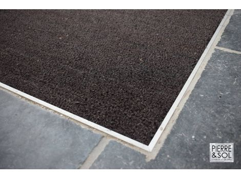 Doormat made of colored coconut fibers - Rinotap KG - Rosco