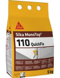 SikaMonoTop-110 QuickFix - mortar for quick release - Sika
