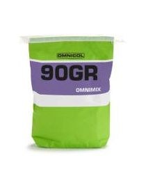Omnimix 90 GR, mortar repair and equalization in fast curing for walls and floors