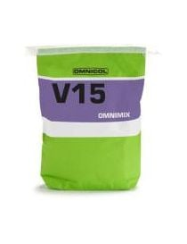 Omnimix V15, mortar of equalization self-levelling to higher particle size