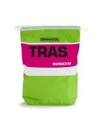 Omnicem Tras - Cement made from trass - Omnicol