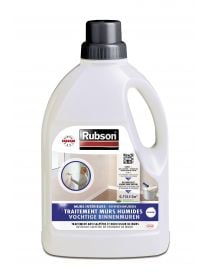 Damp walls - Rubson treatment