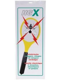 Electric swatter of flies, mosquitoes and wasps - HG