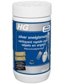Cleaning up fast for silver 650 ml - HG