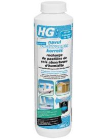 Refill pellets salts absorbers of moisture - HG