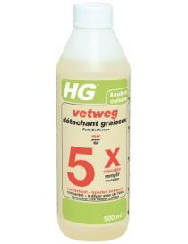 Stain remover for 5 x grease fill 500 ml - HG