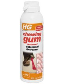 Stain remover for gum 200 ml - HG