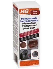 Transparent repairman for leather 50 ml - HG