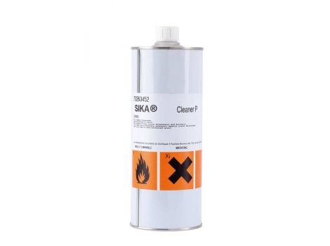 Sika Cleaner P Non Porous Surface Cleaner Sika