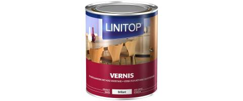 Varnishes - Linitop