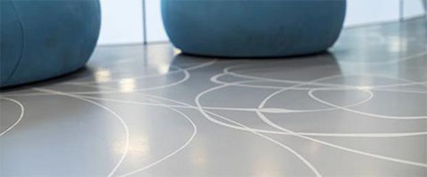 Decorative floors terraces / sealing